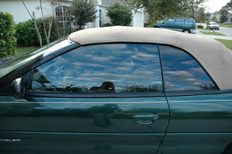 window tint removal redbank